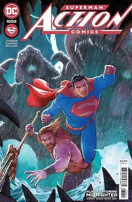 Action Comics Vol. 1 (1938-2011; 2016-) #1032