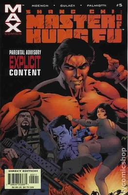 Shang-Chi: Master of Kung Fu (2002-2003) (Grapa) #5