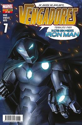 Los Vengadores Vol. 4 (2011-) (Grapa) #84