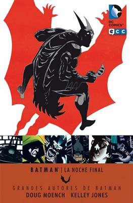 Grandes Autores de Batman: Doug Moench y Kelley Jones #3