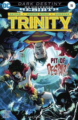 Trinity Vol. 2 (2016) (Comic - book) #15