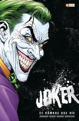 Joker: El hombre que rie (Cartoné 96 pp) #