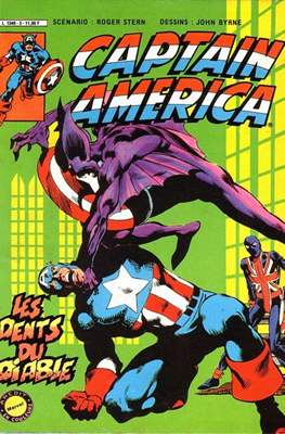 Captain America Vol. 2 #3