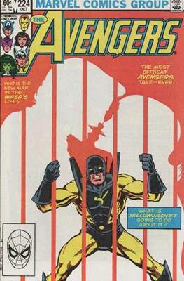 The Avengers Vol. 1 (1963-1996) (Comic Book) #224