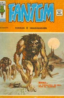 Fantom Vol. 2 (1974-1975) (Grapa) #13