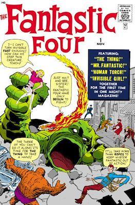 Fantastic Four Omnibus (Hardcover) #1