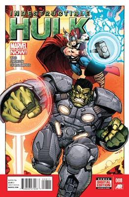 Indestructible Hulk (Digital) #8