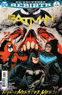 Batman Vol. 3 (2016-) (Comic-book) #7