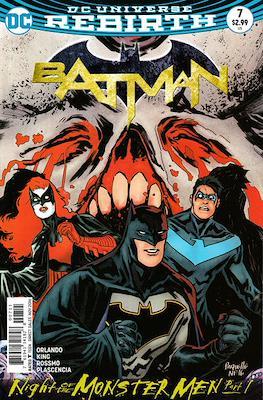 Batman Vol. 3 (2016-) #7
