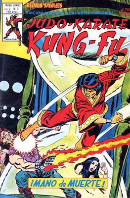 Relatos salvajes: Artes marciales Judo - Kárate - Kung Fu Vol. 2 #7