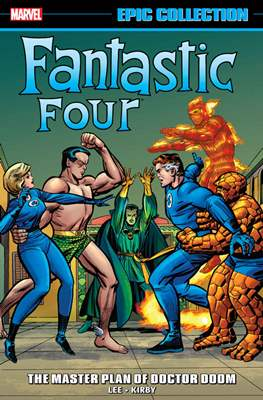 Fantastic Four Epic Collection #2