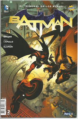 Batman: El tribunal de los buhos (Grapa) #2