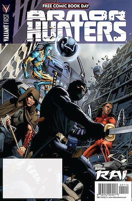 Armor Hunters. Free Comic Book Day 2014