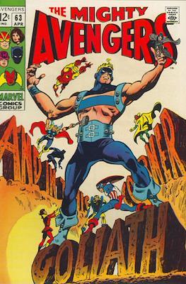 The Avengers Vol. 1 (1963-1996) (Comic Book) #63