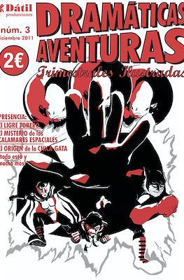 Dramáticas Aventuras Trimestrales Ilustradas (Grapa) #3