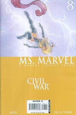 Ms. Marvel (Vol. 2 2006-2010) #8