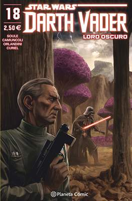 Star Wars: Darth Vader. Lord Oscuro #18