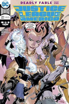 Justice League of America vol. 5 (2017-2018) (Grapa) #22