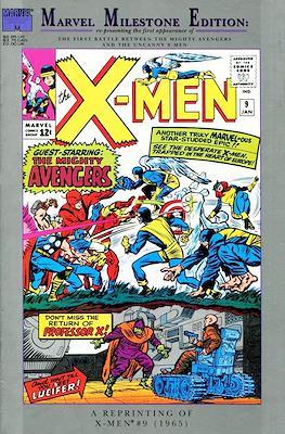 Marvel Milestone Edition X-Men (Comic Book) #3