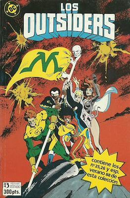 Batman y los Outsiders / Los Outsiders #6