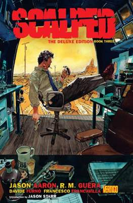 Scalped - The Deluxe Edition #3