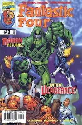 Fantastic Four Vol. 3 #13