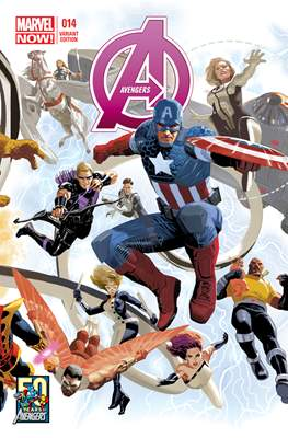 Avengers Vol. 5 (2013-2015 Variant Covers) (Comic Book) #14