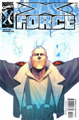X-Force Vol. 1 (1991-2002) (Comic Book) #112