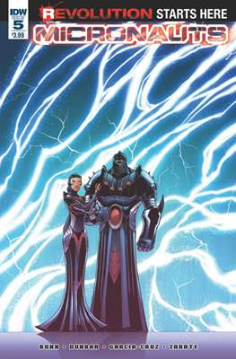 Micronauts (2016-2017) (Comic Book) #5