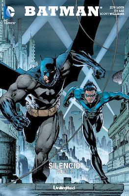 Batman. Silencio (Rústica) #4