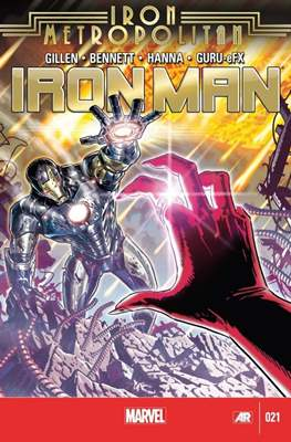 Iron Man (Vol. 5 2012-2014) (Comic Book) #21