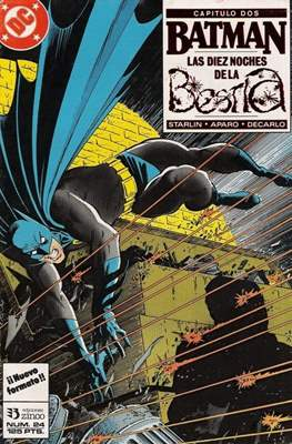 Batman (1987-1993) (Grapa) #24
