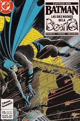 Batman (1987-1993) (Grapa) #24