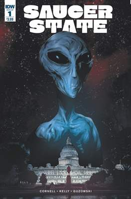 Saucer State (Digital) #1