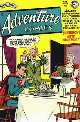 New Comics / New Adventure Comics / Adventure Comics (1935-1983 ; 2009-2011) #176
