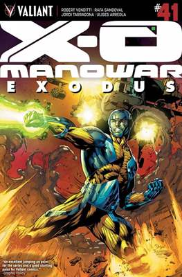 X-O Manowar (2012) (Comic-Book) #41