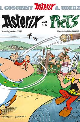 Asterix (Softcover) #35