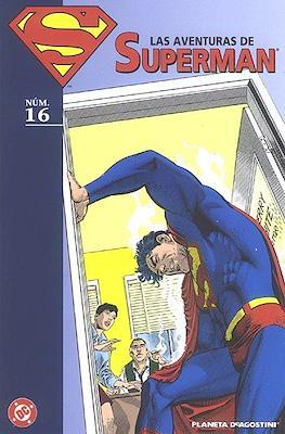 Las aventuras de Superman (2006-2007) #16