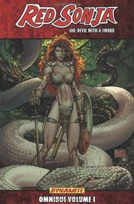 Red Sonja Omnibus (2010-2014) (Softcover) #1