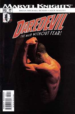 Daredevil Vol. 2 (1998-2011) (Comic Book) #59 (439)