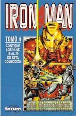 Iron Man, el Invencible. Heroes Return. Vol. 4 (Retapado.) #4