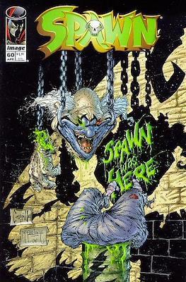 Spawn (Comic Book) #60