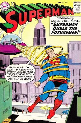 Superman Vol. 1 / Adventures of Superman Vol. 1 (1939-2011) (Comic Book) #128