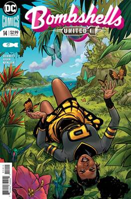 Bombshells United (2017) (Comic Book) #14
