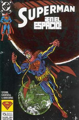 Superman Vol. 2 (1987-1993). El hombre de acero / Superman (Grapa 36 pp) #60