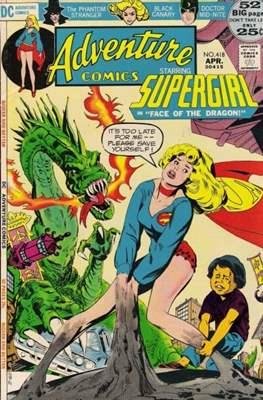 New Comics / New Adventure Comics / Adventure Comics (1935-1983; 2009-2011) (Saddle-Stitched) #418