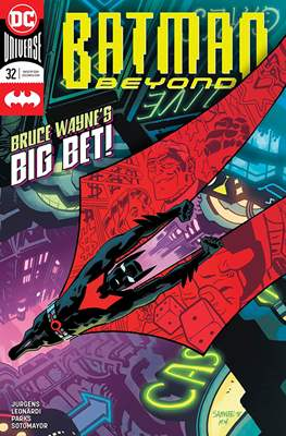 Batman Beyond (Vol. 6 2016-...) (Comic Book) #32