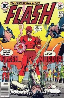 Flash vol. 1 (1959-1985) (Grapa, 32 págs.) #246