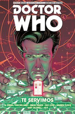 Doctor Who: El Undécimo Doctor (Rústica) #2