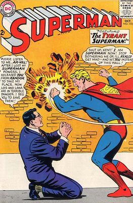 Superman Vol. 1 / Adventures of Superman Vol. 1 (1939-2011) (Comic Book) #172
